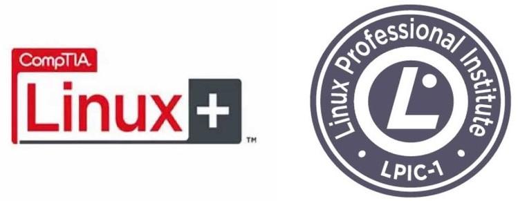 Certificações LPI e CompTIA Linux+